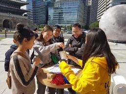 한국 또 올게요 방한 외국인 98%, 한국 재방문 원한다