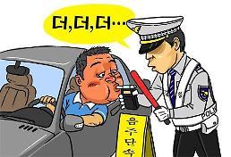 인천경찰, 10월 15일부터 7주간 음주단속 강화