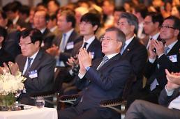 문 대통령, 한-불 경제협력 발전시킬 최적 시기 교역·투자 확대, 신산업 협력 강화