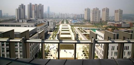 인천 송도국제도시에 중국 난징(南京)대 유치 추진중