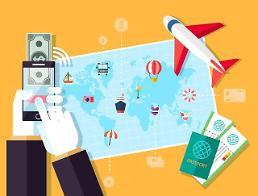 세계 모바일 여행시장, 2023년까지 60% 이상 성장할 것