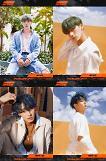 24일 데뷔 에이티즈, 멤버 산·민기 개인 콘셉트 포토 공개…섹시 카리스마가 폭발한다