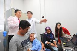 KT그룹 봉사단, 캄보디아서 ICT 역량 활용 봉사활동 펼쳐