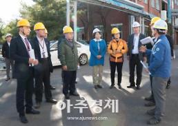 안산시의회 행정사무감사 관련 2차 현장활동