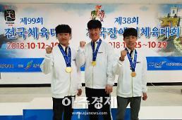 동국대 경주캠퍼스 사격부, 제99회 전국체육대회 2연패 달성