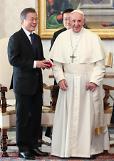 프란치스코 교황 방북, 한반도평화 여정에 큰 획 그을 듯