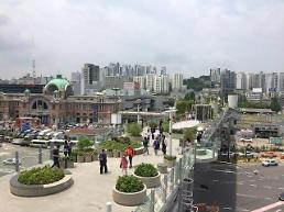 [2018국감] 서울로7017 보행특구 공시지가 4년 간 10.7% 증가…서울시 전체 평균 2배