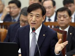 [2018 국정감사] 연임이 죄? 의원들 막말에 진땀 뺀 이주열 총재