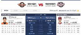 KBO 준플레이오프 3차전 TV중계는 SBS…생활의 달인 등 결방