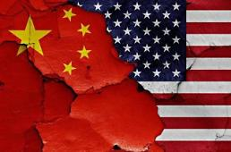 미 해군 군함 또 대만해협 진입, 고조되는 미·중 군사 갈등