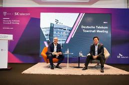 SK텔레콤-도이치텔레콤 CEO, 5G 동맹체제 나서
