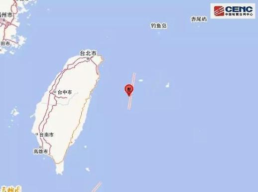 대만 지진이 또…화롄 지역 올해만 3차례 지진 발생