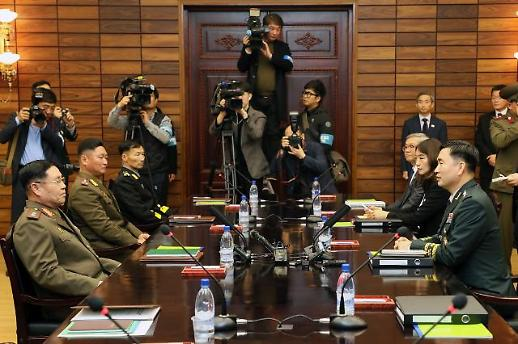 남북장성급회담 마무리…연내 GP 11개 완전파괴 등 6개項 개별 보도문 발표