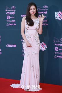 [포토] 윤소희, 핑크 핑크 (더 서울어워즈)