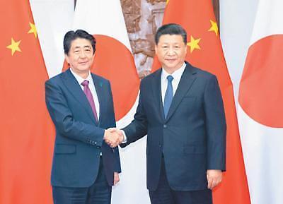 아베 일본 총리 방중이 남긴 과제는….