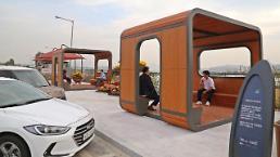 현대글로비스, 고속도로 졸음쉼터 환경 개선 사업 실시