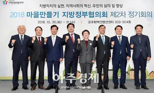 마을만들기 지방정부협의회, 2차 정기회의 개최