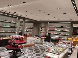 [르포] 강남의 타임스퀘어로…베일벗는 현대백화점 첫 면세점