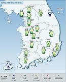 오늘(4일) 전국 곳곳 미세먼지 나쁨…초미세먼지주의보도 발효
