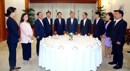 여야정 협의체 내일 첫 개최…文대통령·5당 원내대표 한자리에