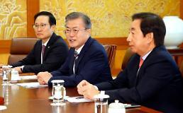 여야정협의체 첫발…탄력근로 확대 적용·규제혁신 초당적 협력