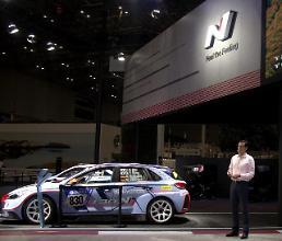 현대차, 중국 국제 수입박람회 참가...고성능·수소전기차 시장 공략 박차