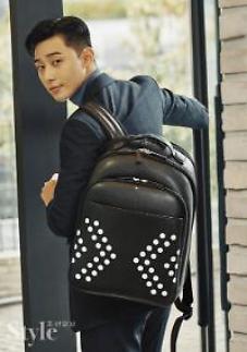 배우 박서준 컬래버레이션 '몽블랑 X PSJ 캡슐 컬렉션' 선보여
