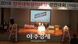 경복대 호텔관광과, 전국 대학생 칵테일 경연대회 휩쓸다