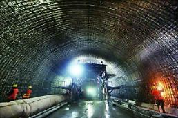 中 칭다오 해저 지하철 착공 3년만에 완공