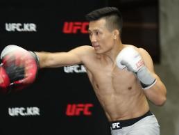 UFC, 서울 대회 소문에…정찬성 가능할 것