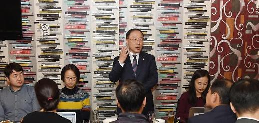 [홍남기 부총리 후보자 일문일답] 필요하다면 경제장관회의를 경제활력대책회의로 바꾸겠다