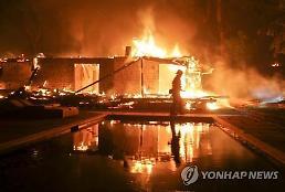 [글로벌포토] 美 캘리포니아 최악의 산불로 11명 사망