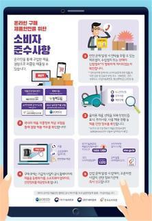 국표원·소비자원, 온라인 제품 안전 국제 캠페인 전개