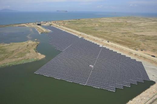[NNA] 싱가포르 선십그룹, 해상에 세계 최대 규모 태양광 발전시설 건립