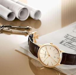 금융위원장 손목시계 1억 명품 바쉐론 콘스탄틴?…정체는 30달러짜리 가품