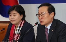 """홍영표 """"광주형 일자리, 협상만 타결되면 SOC 투자 적극 지원"""""""