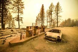美 캘리포니아 산불, 완전진화 3주 예상…제라드 버틀러 말리부 저택은 전소