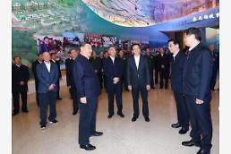 [중국화제] 시진핑으로 도배된 중국 개혁개방 40주년 전시회