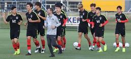 한국 vs 우즈베키스탄 올해 마지막 A매치 평가전… 벤투호 무패로 마무리?