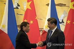 美 트럼프 보란듯 中 시진핑, 필리핀서 수십억 달러 선물보따리 푸나
