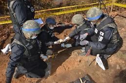 남북, 군사적 대치 중인 DMZ서 도로연결…정전협정 체결 후 처음