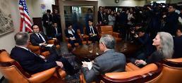태도 바뀐 美, 남북 철도 공동조사 전폭 지지…한미 워킹그룹 첫 회의