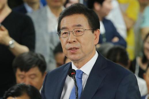 박원순 시장 베이징行…환경·경제 교류협력 강화