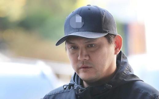 죄질 극히 나쁘다 음주운전 사망사고 낸 황민에 징역 6년 구형