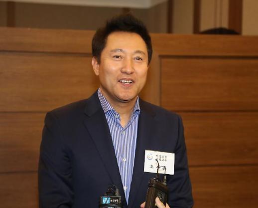 오세훈, 내일 한국당 입당…1년 10개월 만에 '컴백'