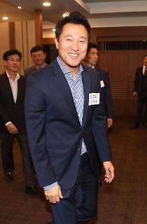 오세훈 한국당 입당…미래비전특위 위원장 맡는다
