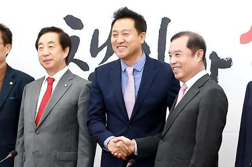 [영상] 오세훈, '한국당 컴백'…보수야권 재편 시발점 되나