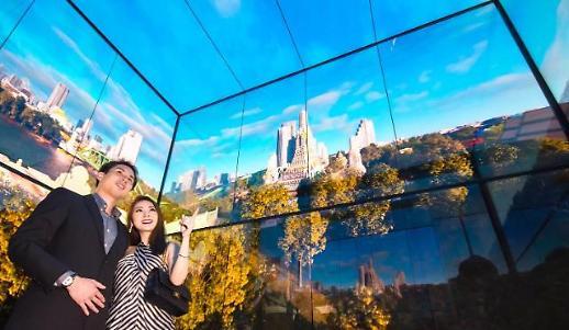태국 최고층 건물에 LG 올레드 사이니지···압도적 몰입감 선사