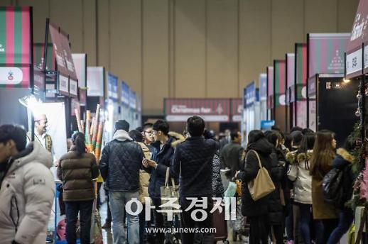 킨텍스 서울디저트페어, K-베이비페어, 홈리빙가구전시회 동시 개최