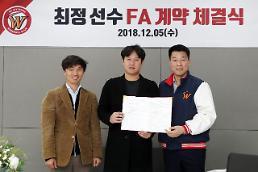 최정, 계약기간 6년·연봉 106억원 SK 잔류…최정, 영구결번 가즈아~